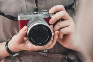 การถ่ายภาพด้วยการใช้ศิลปะขั้นเทพ