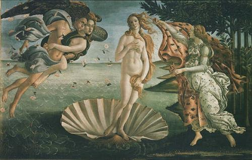 พัฒนาศิลปะโดยใช้สีของโรมัน